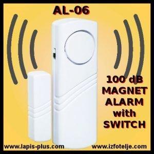 AL-06 (magnetni alarm)