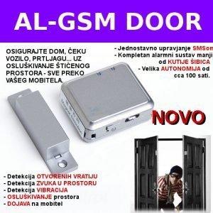 AL-GSM Door