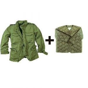 LP-M65 Lovačka jakna (pamumk)
