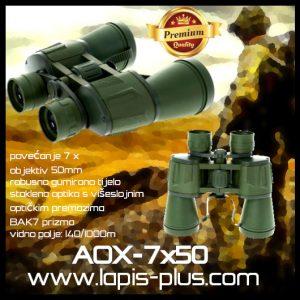 AOX-7×50 Dvogled