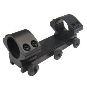 NS-A-L-2006 (Weaver blok nosač, niski, 25,4mm)